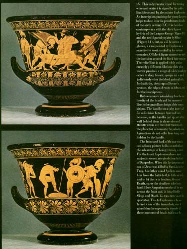 Greek Vase Painting Athens Boeotia Corinth Laconia Black Red Amasis