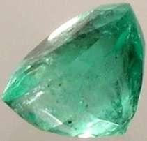 antique 19thc 189 ct siberian emerald ancient gemstone